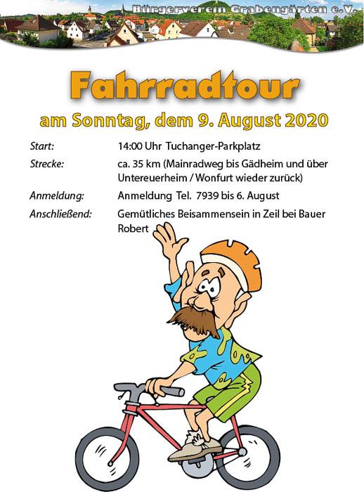 Burgerverein Grabengarten E V Zeil A Main Vereinsjahr 2020 21